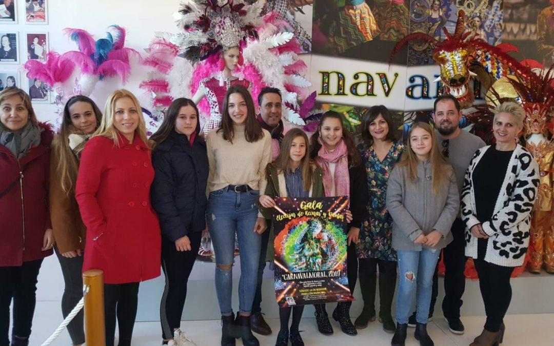 Vuelve la Gala de Elección de Reinas y Damas del Carnavalmoral